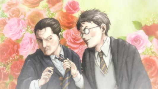 Example of BL shipping Harry Potter and Neville Longbottom.