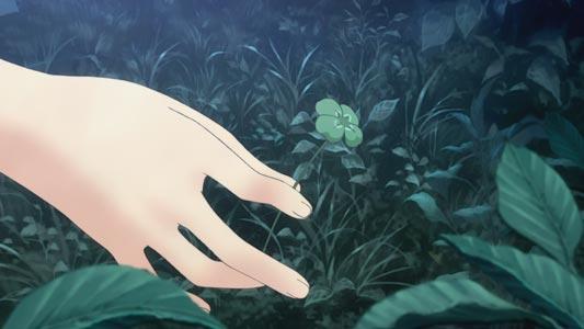 A clover.