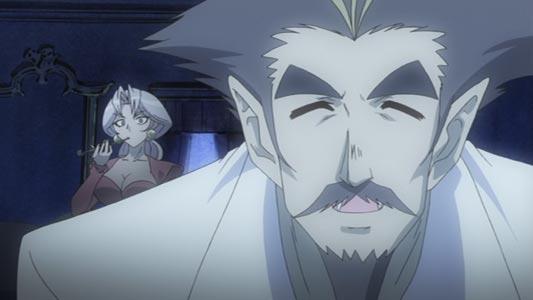 "Henry Marker ヘンリー・マーカー example of ""demon ears,"" akuma-mimi 悪魔耳."
