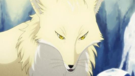 Tenko Kuugen 天狐空幻, a fox.