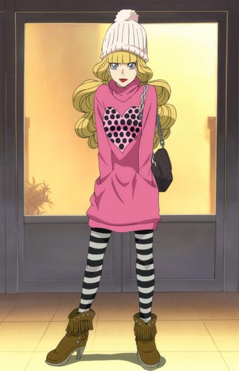 Koibuchi Kuranosuke 鯉淵蔵之介, example of a guy crossdressing, josou 女装.