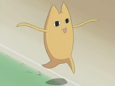 Chiyo's father, Chiyo-chichi ちよ父, a cat.