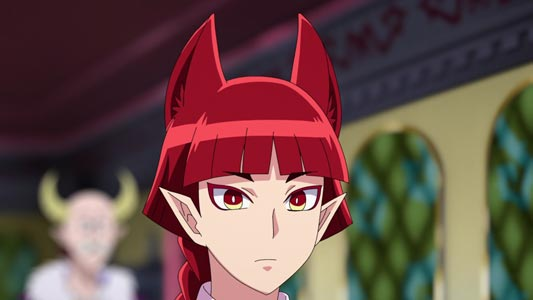 Opera オペラ, example of cat ears, pointed ears.