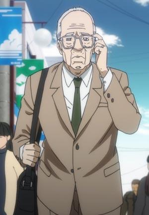 Inuyashiki Ichirou 犬屋敷壱郎, example of salaryman.
