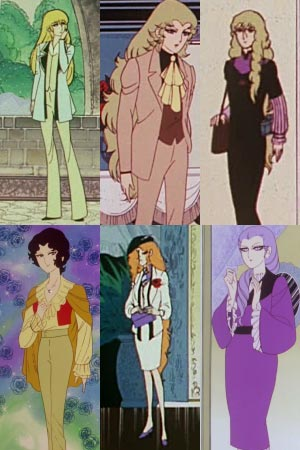The misleading design of characters that appear in Patalliro, Jada, ジャダ, Thatcher, サッチャー, Bjorn, ビョルン, Marion, マリオン, Maraich, マライヒ and Etrange, エトランジュ, of which only one is a female character.